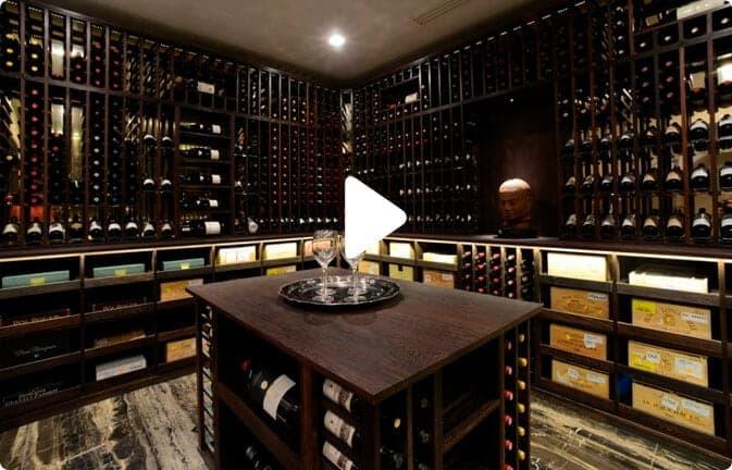 видео о салоне винных шкафов
