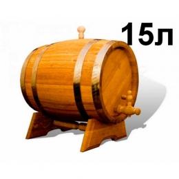 Дубовая бочка для вина DB1-15