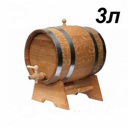 Дубовый бочонок для вина DB1-3