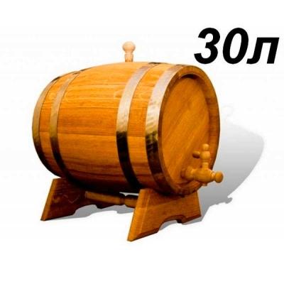 Дубовая бочка для хранения вина DB1-30