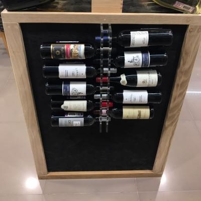 Стеллаж для бутылок вина RW-14