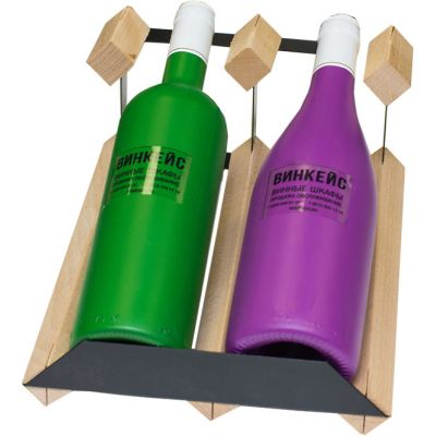 Подставка для двух бутылок