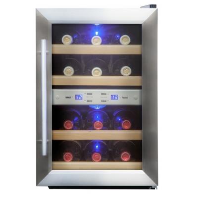 Винный шкаф ColdVine C12-TSF2