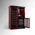 Винный шкаф ColdVine C154-WM2-BAR (Classic)