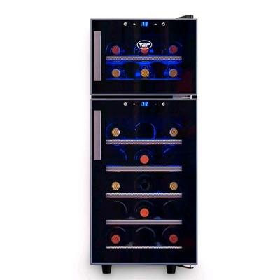 Винный шкаф ColdVine C21-TBF2