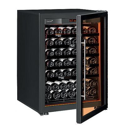 EuroCave S-Revel-S Black Glass
