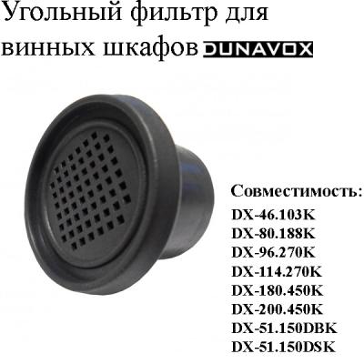 Угольный фильтр DX-S3-FILTER