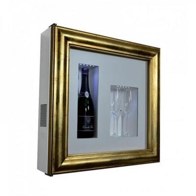 Охлаждающая винная витрина IP Industrie QV12-B3150B