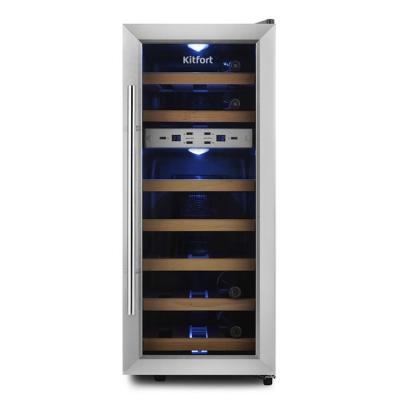 Винный шкаф Kitfort KT-2406