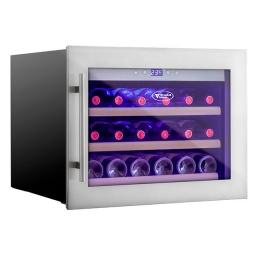 Винный шкаф ColdVine C18-KSB1