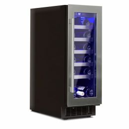 Винный шкаф ColdVine C18-KST1