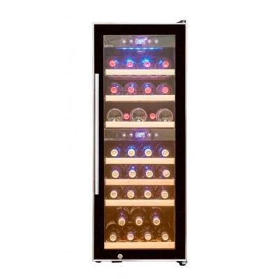 Винный шкаф ColdVine C38-KBF2