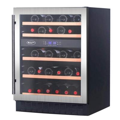 Винный шкаф ColdVine C44-KST2