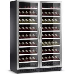 Винный шкаф Dometic C125G VinoView Double Classic
