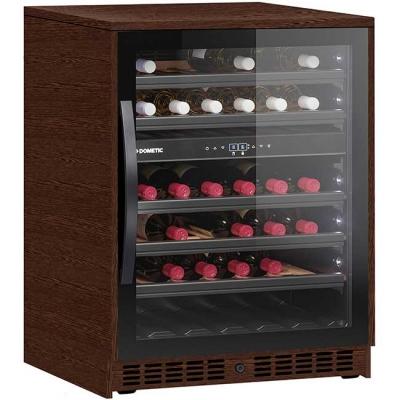 Винный шкаф Dometic E45FG Design Brown