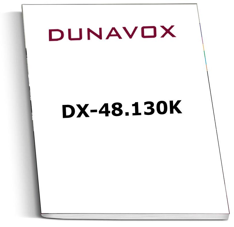 Инструкция к винному шкафу Dunavox DX-48.130K
