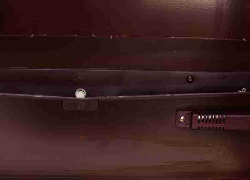 POZIS Wine Ш-120 и ШВ-52 отверстие для слива конденсата