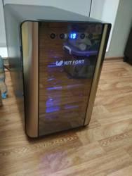 шкаф винный Kitfort KT-2401 фото