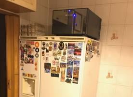 Винный шкаф Kitfort KT-2403 в интерьере фото 4