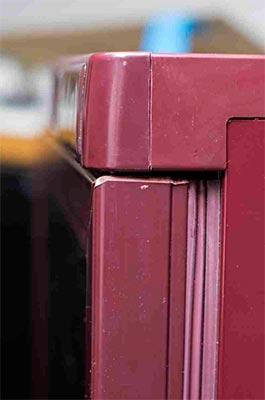 винный шкаф POZIS Wine ШВ-120 стыки фото