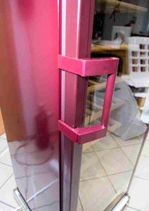 винный шкаф POZIS Wine ШВ-120 толкатель двери фото