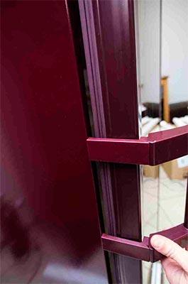 винный шкаф POZIS Wine ШВ-120 уплотнительная резинка фото