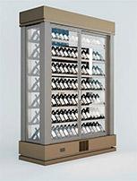 отдельно стоящий шкаф для вина фото 2