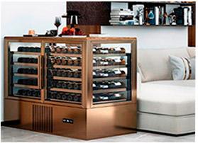 отдельно стоящий шкаф для вина фото 3