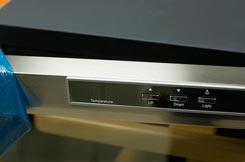 винный шкаф Ecotronic WCM 16TE панель управления фото 2