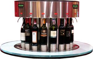 Диспенсер для вина Enomatic Enoround Elite 16 фото
