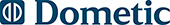 логотип производителя винных шкафов Dometic
