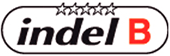 логотип производителя винных холодильников Indel-B