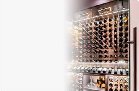 Ремонт винных шкафов холодильников