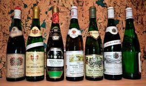 дегустация вин Германии