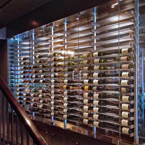 витрина для вина фото 19