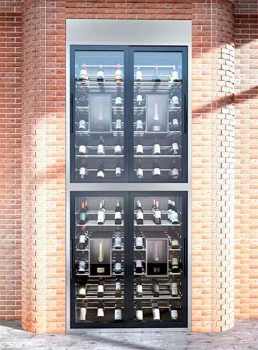 винная витрина собственной разработки фото 5