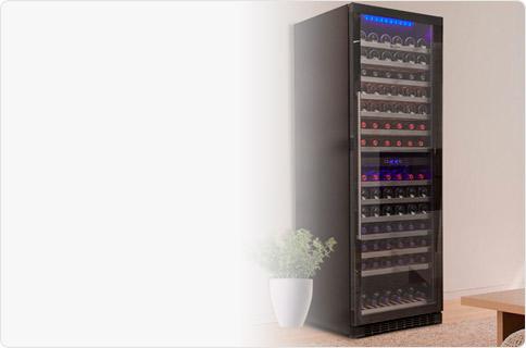 Обзор видео винного шкафа ColdVine C154