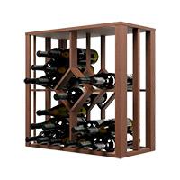 Модульный винный стеллаж фото 3