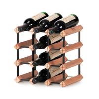 модульный стеллаж на 12 бутылок вина