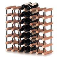 стеллаж на 42 бутылки вина