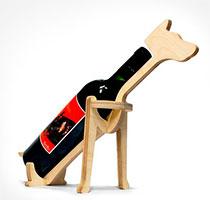 Винный стеллаж подставка для бутылки Conte Bleu собака фото