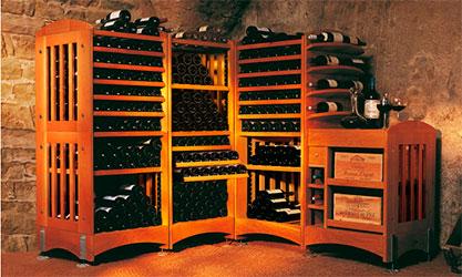 Винный стеллаж для погреба Eurocave фото 1
