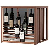 Модульный винный стеллаж фото 4