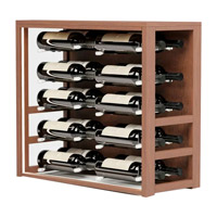 Модульный винный стеллаж фото 7